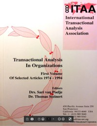 transactional analysis in organizations